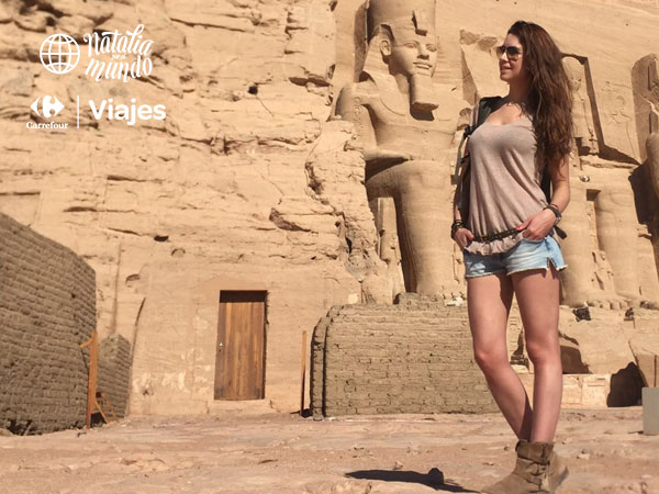Natalia por el mundo, viajes para chicas