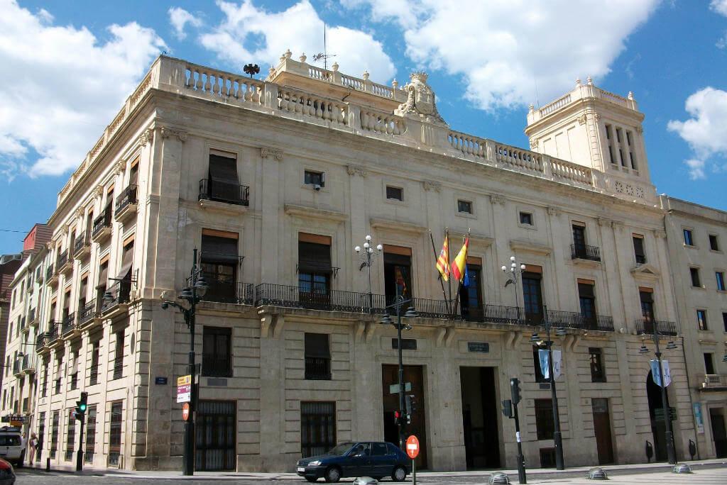 Alcoy, Ayuntamiento