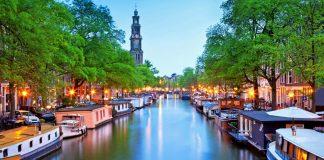 Casas flotantes, Ámsterdam