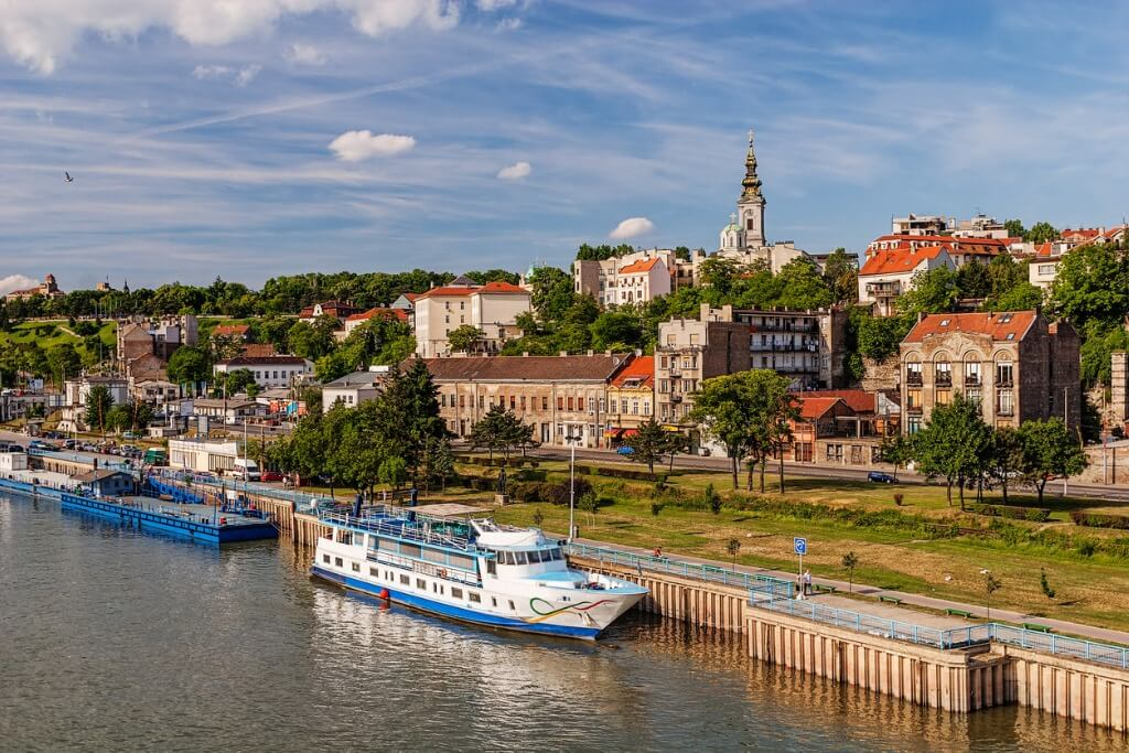 Crucero por el Danubio, Belgrado