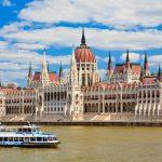 Crucero por el Danubio, Crucero fluvial