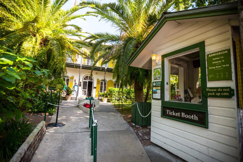 El mejor viaje a EEUU, Casa de Hemingway