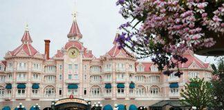 Viaje a Disneyland París, Entrada Parque
