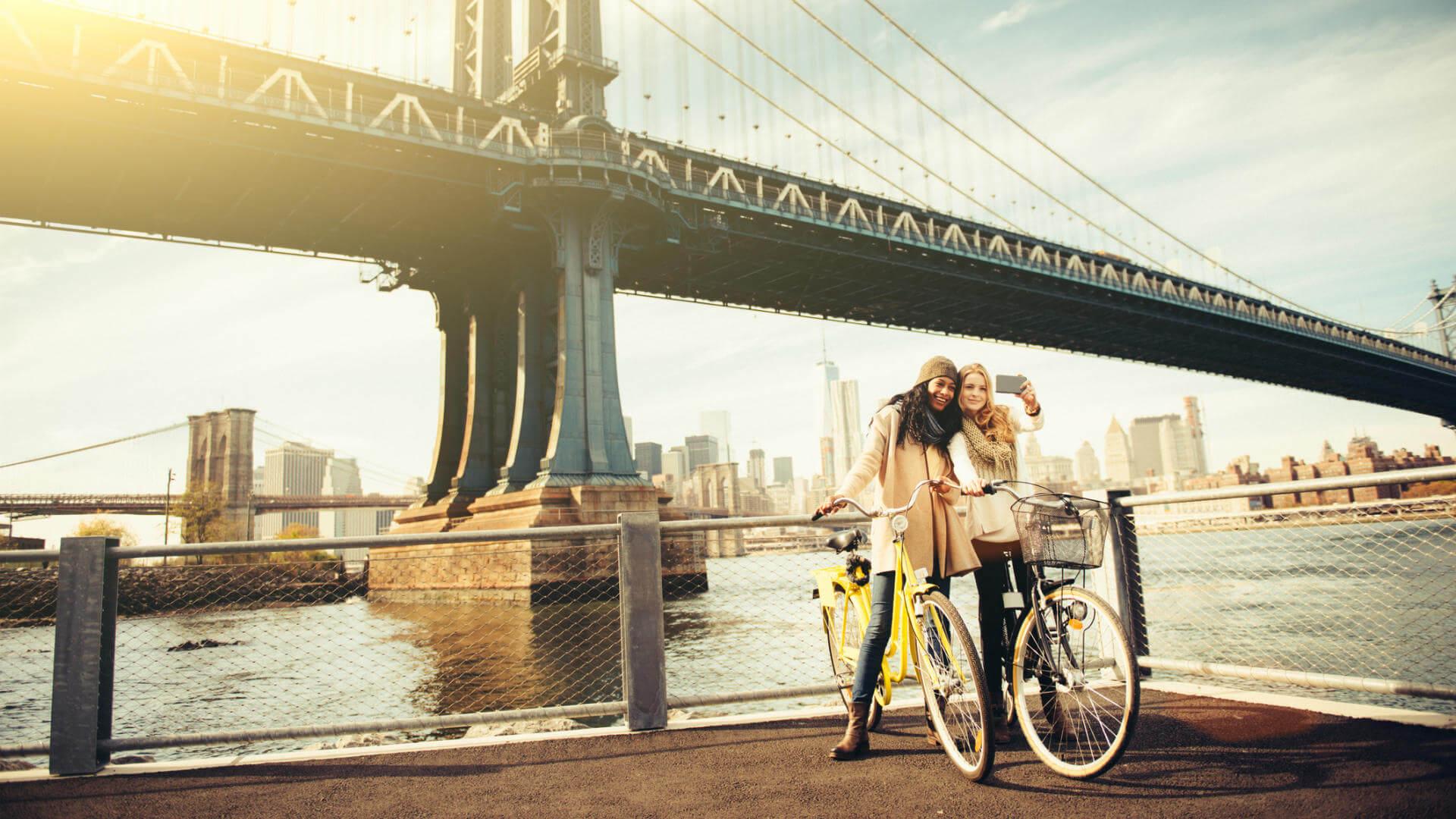 mejores escapadas chicas new york