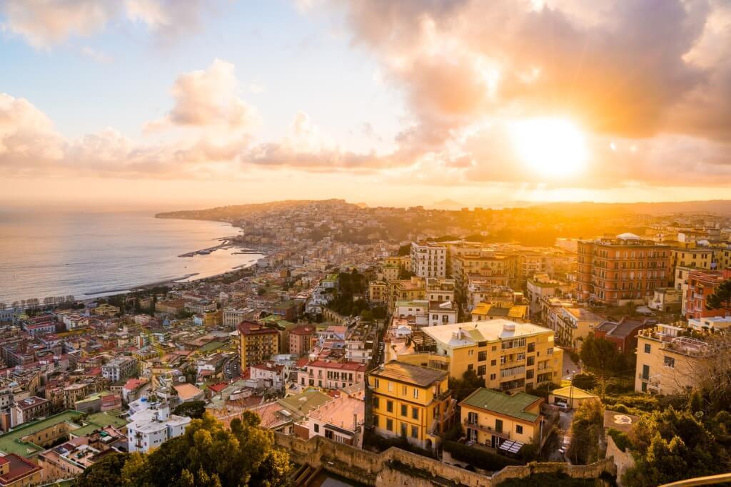 Mejores escapadas, Nápoles