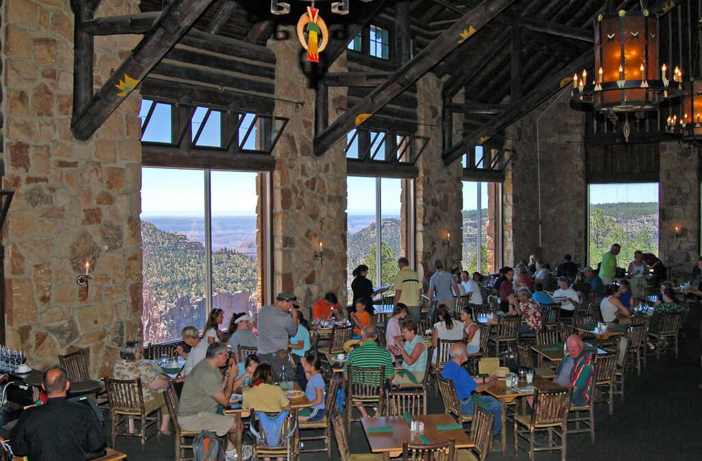 Mejores restaurantes, Tovar Dining Room