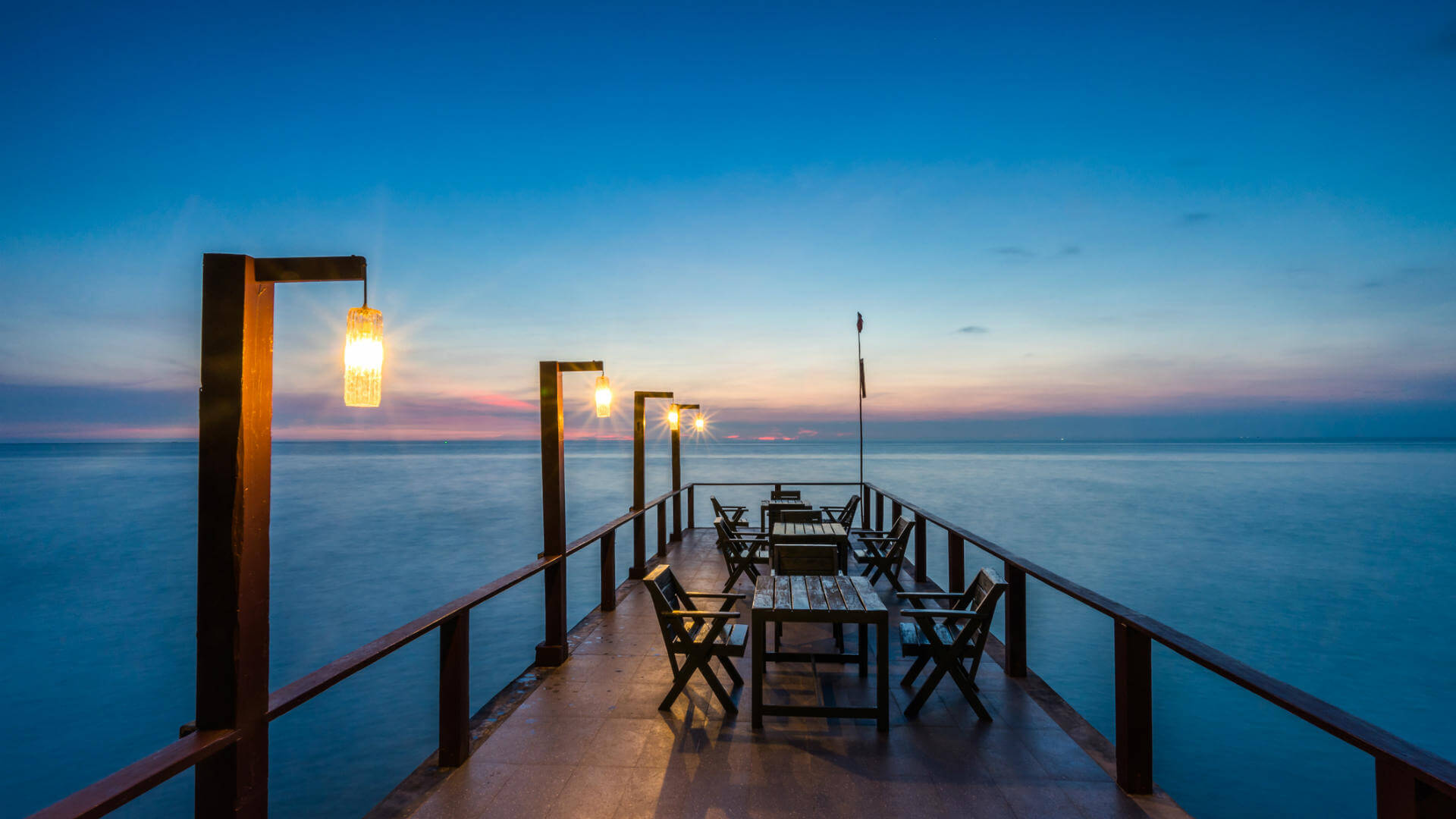 mejores restaurantes vistas mar