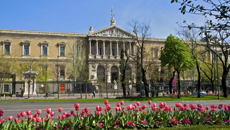 Planes baratos Madrid, Biblioteca Nacional de España
