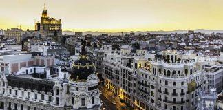 Planes baratos Madrid, Edificios en la Gran Vía