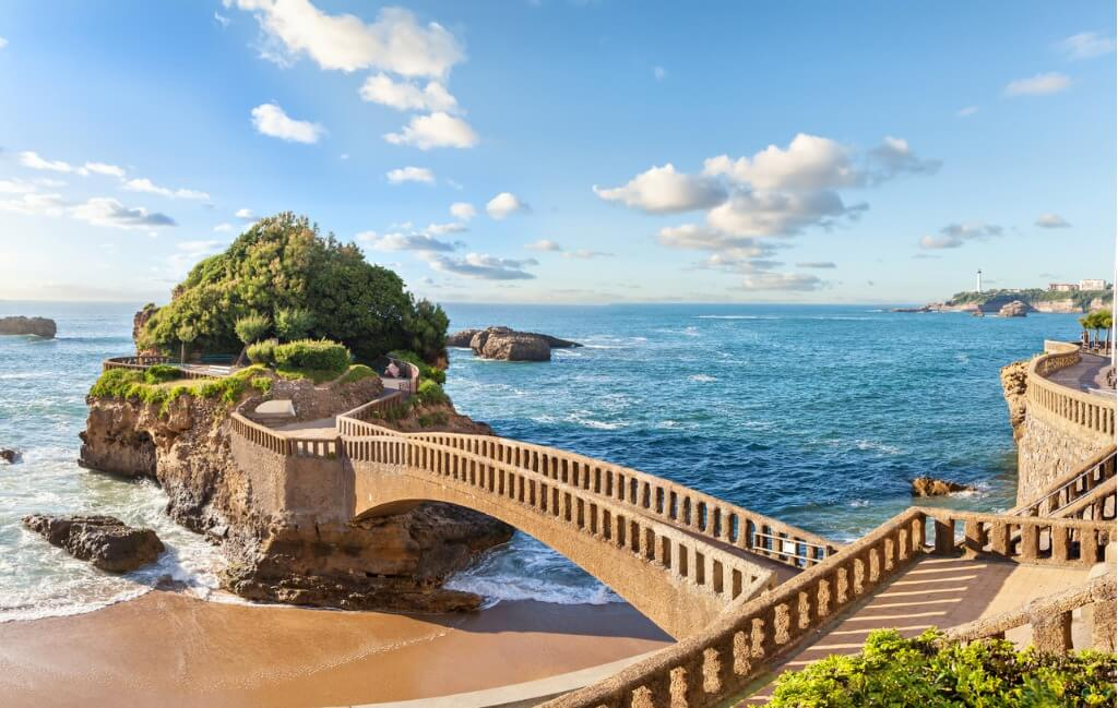 Roadtrip por el extranjero, Biarritz