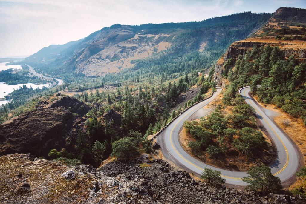 Roadtrip por el extranjero, Pacific Crest Trail