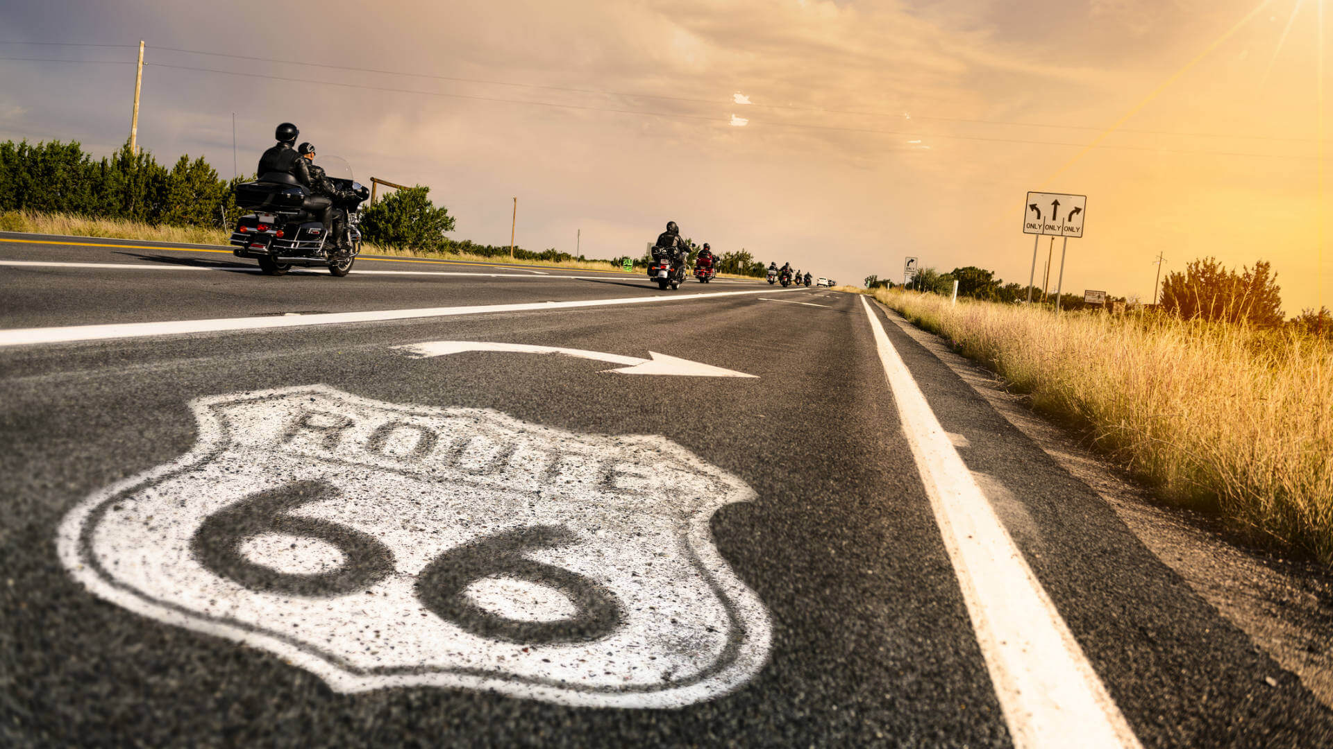 roadtrip por el extranjero route66