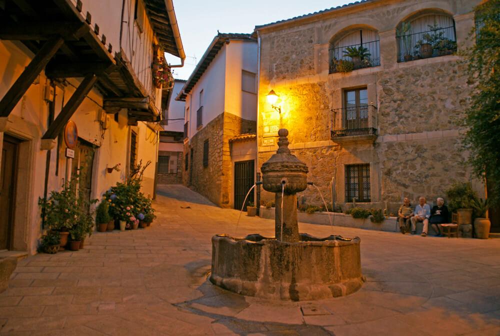 Rutas por España, Cuacos de Yuste