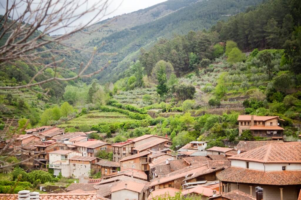 Rutas por España, Paisaje Extremadura