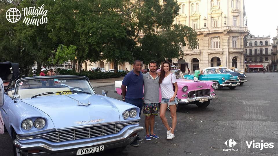 viajar a cuba, Natalia por el Mundo