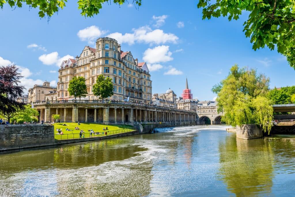 Viajar a Inglaterra, Bath