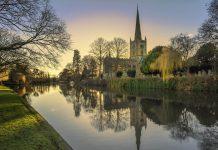Viajar a Inglaterra, Stratford