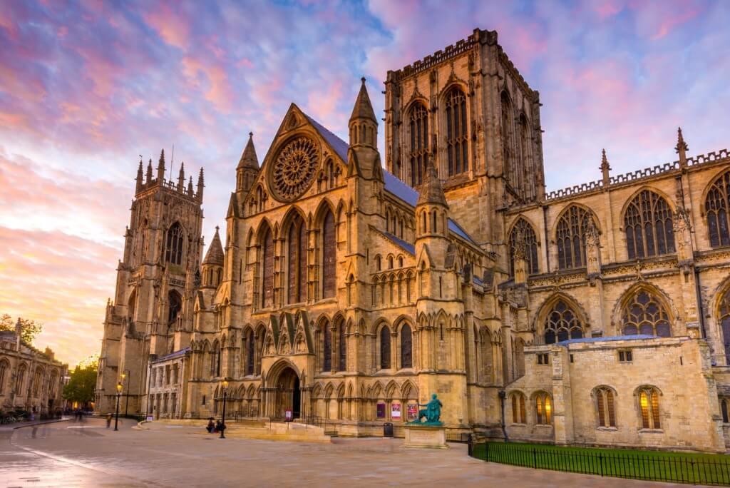 Viajar a Inglaterra, York