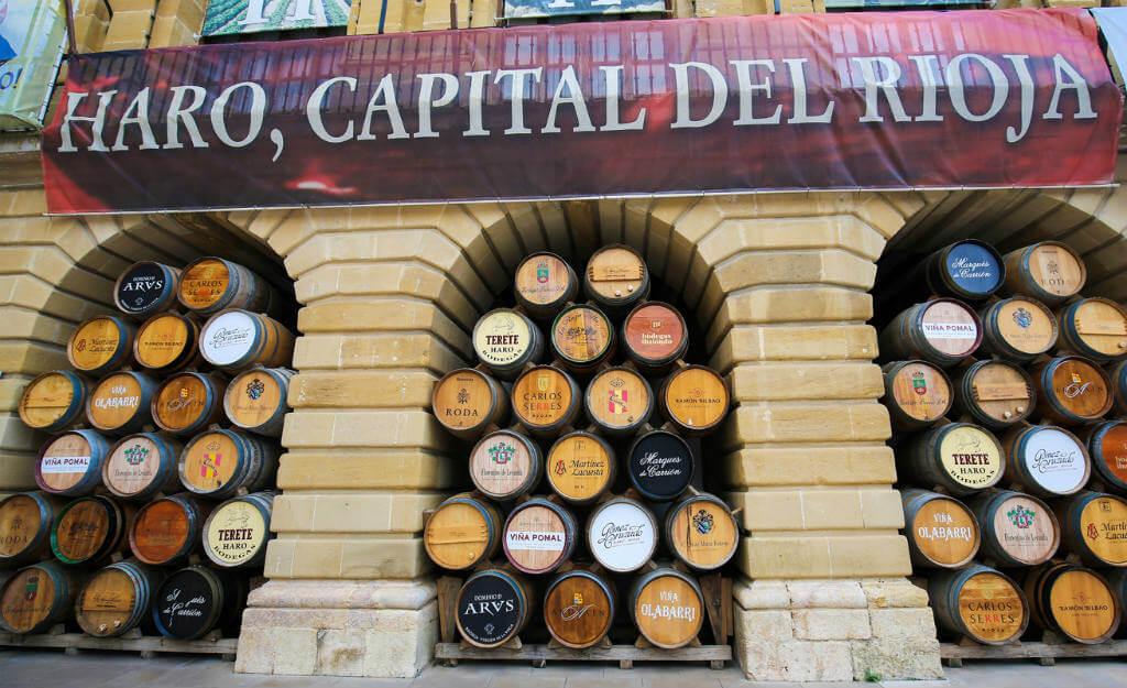 Viajar a La Rioja, Haro