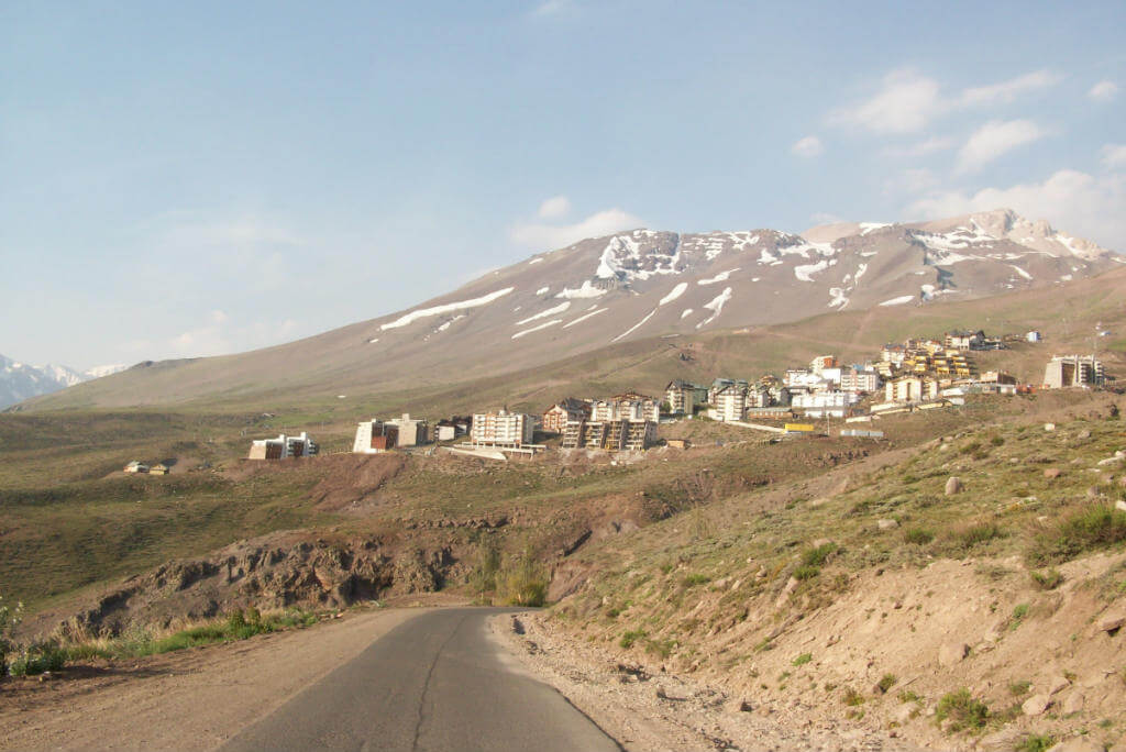 Viajar a Los Andes, Farellones