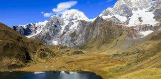 Viajar a Los Andes, Laguna Carhuacocha