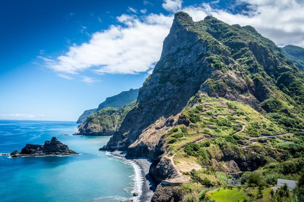 Viajar a Portugal, Isla de Madeira