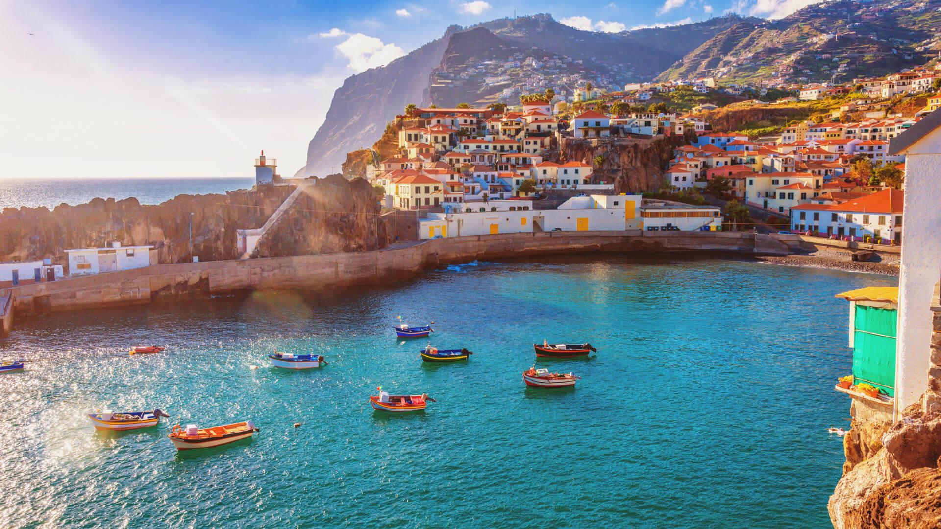 Viajar a Portugal, Madeira