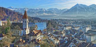 Viajar a Suiza, Cantón de Berna