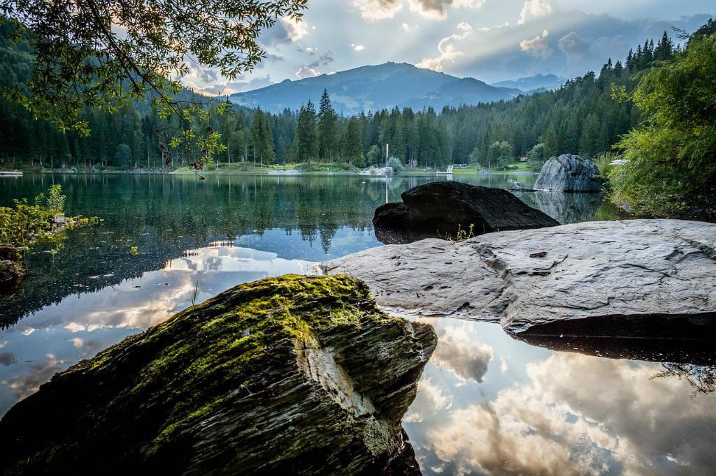Viajar a Suiza, Cantón Los Grisones