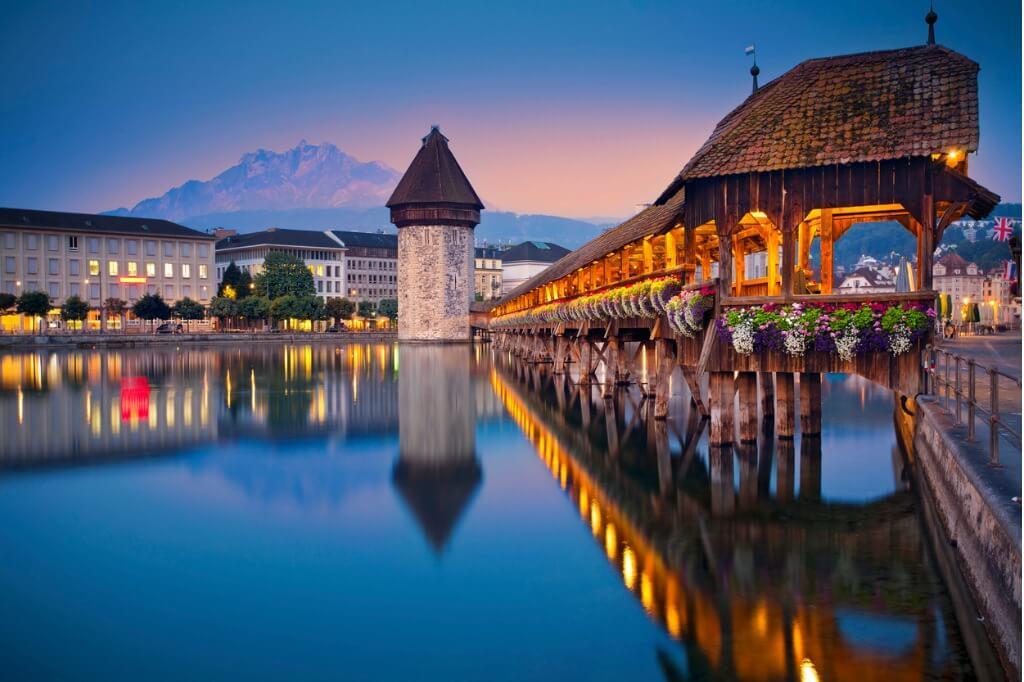 Viajar a Suiza, Lucerna