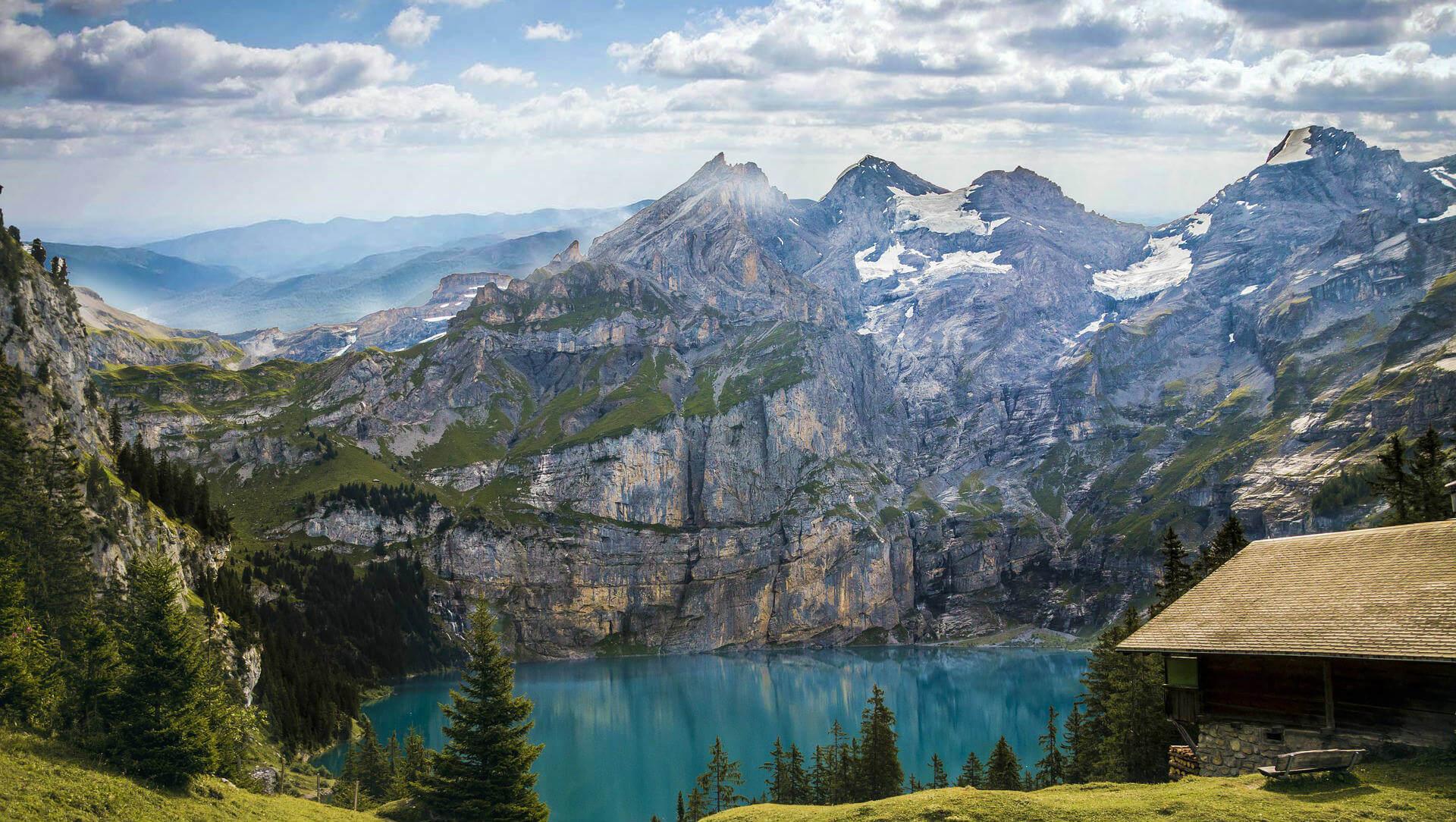 viajar a suiza montes suizos