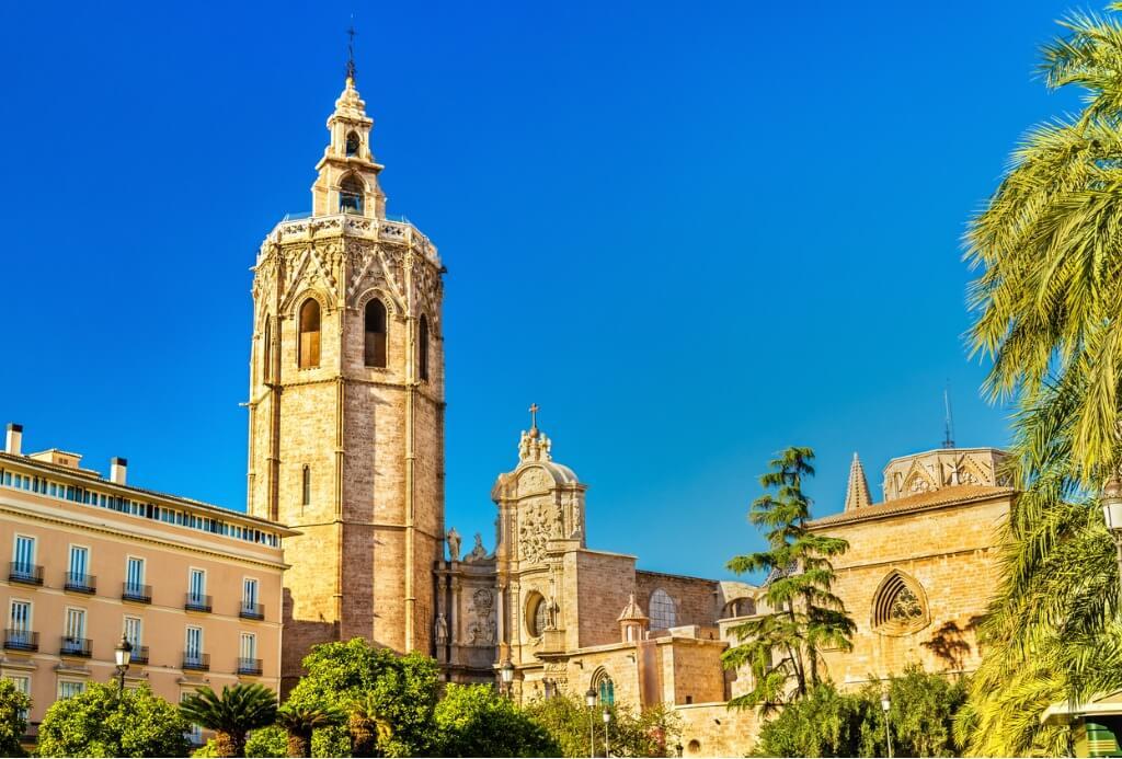 Viajar a Valencia, Catedral
