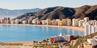Viajar a Valencia, Playa Cullera