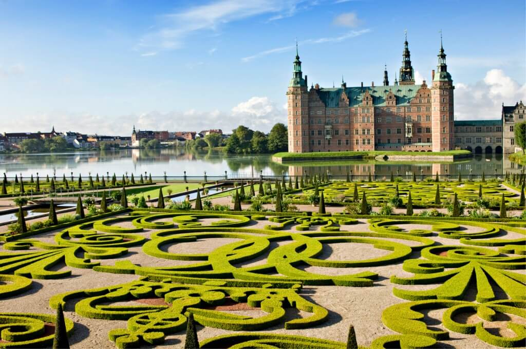 Viaje a Dinamarca, Castillo de Frederiksborg