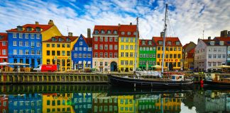 Viaje a Dinamarca, Nyhavn