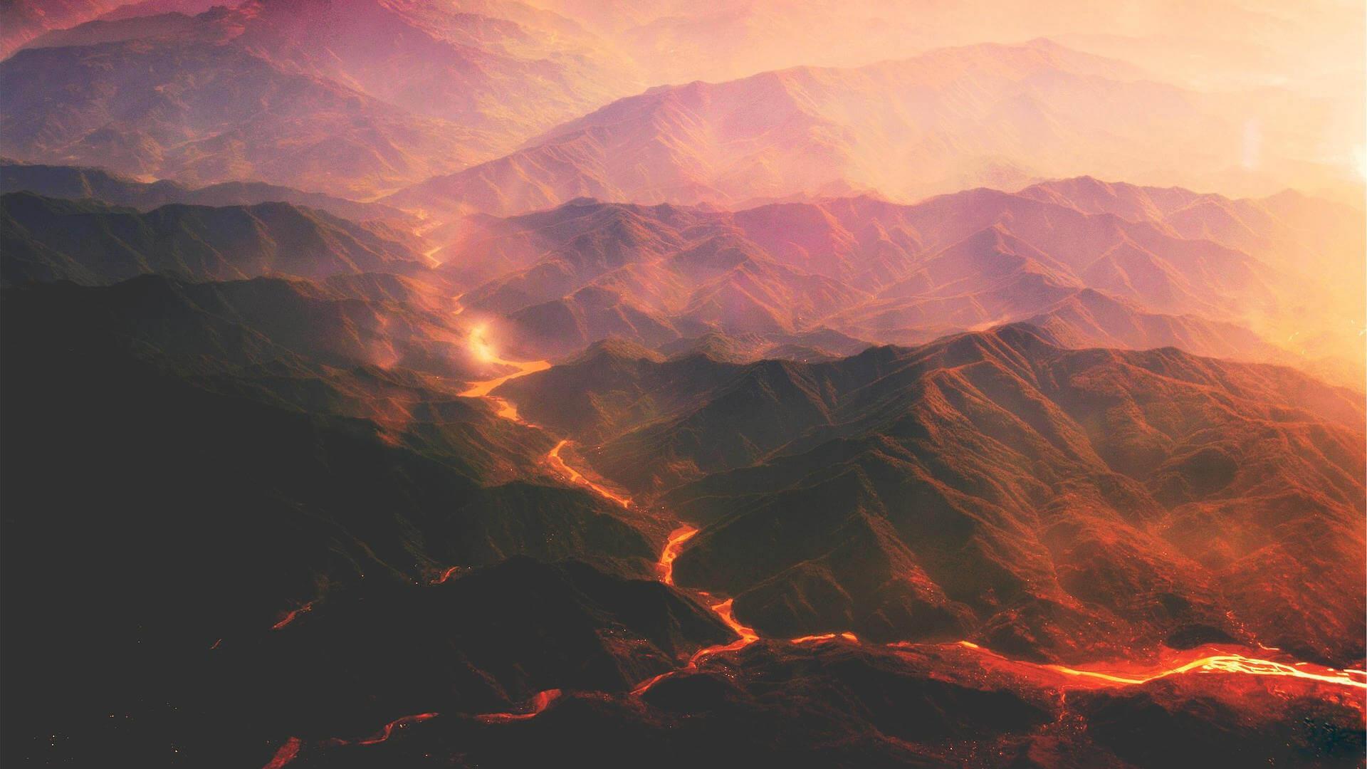 volcanes erupcion