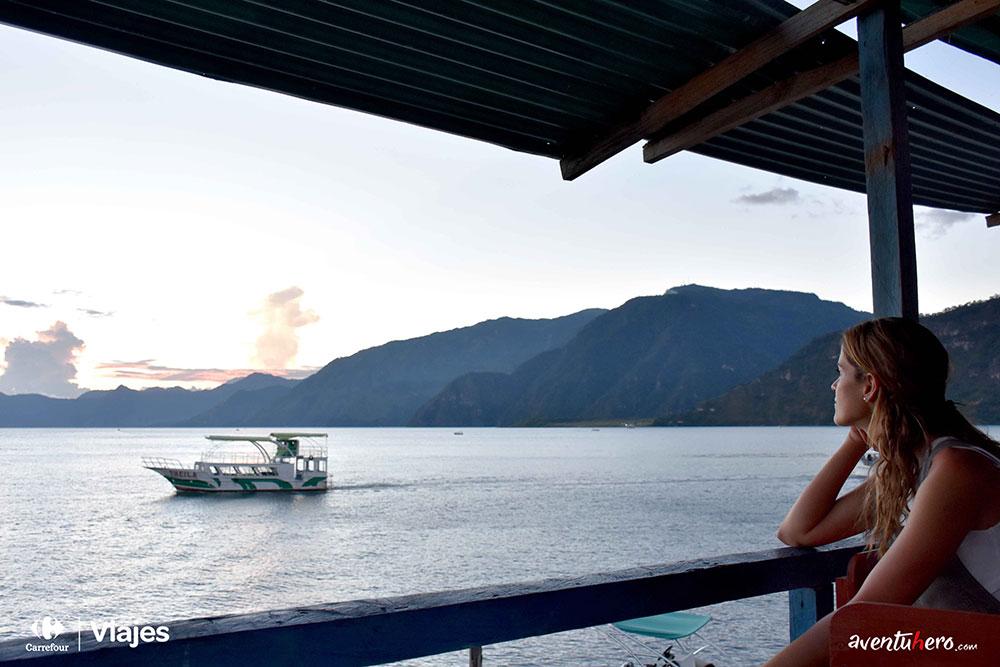 Aventuhero en Guatemala Ana y el mirador