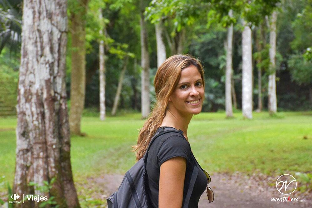 Aventuhero Guatemala Ana increíble compañera de viaje