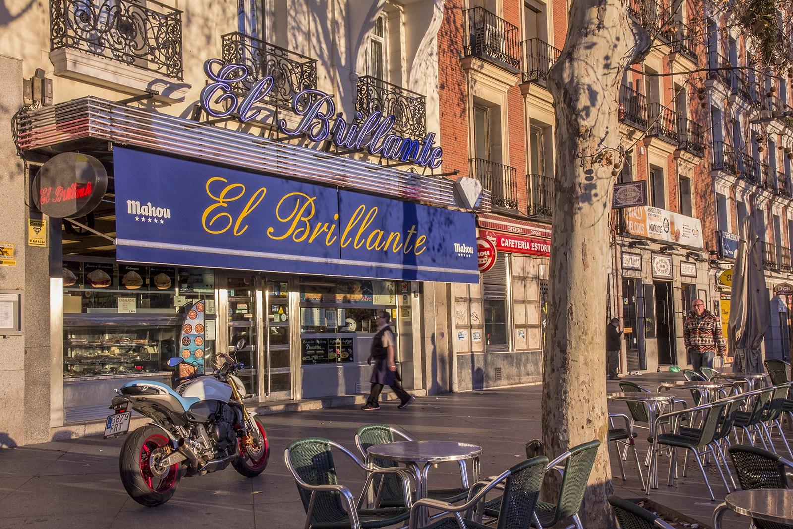 El brillante, Madrid (img barelbrillante.es)