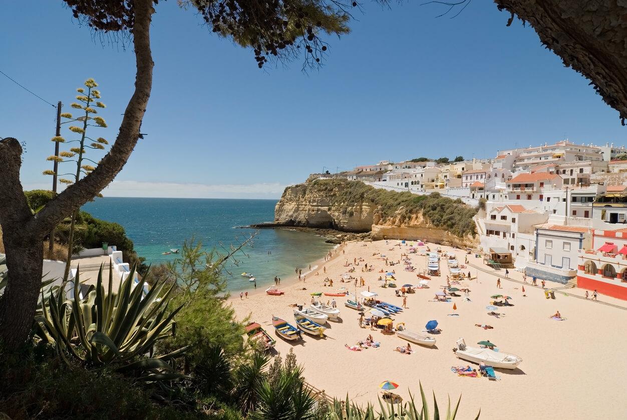 Que ver en Portugal Algarve Viajes Carrefour