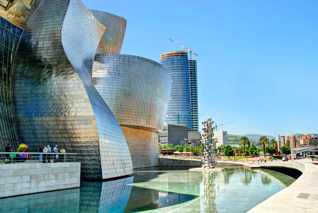 Bilbao, Museo Guggenheim