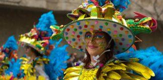 Carnaval de Badajoz, Desfile de disfraces