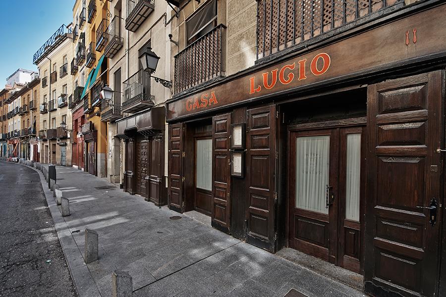 Casa Lucio (img. casalucio.es)