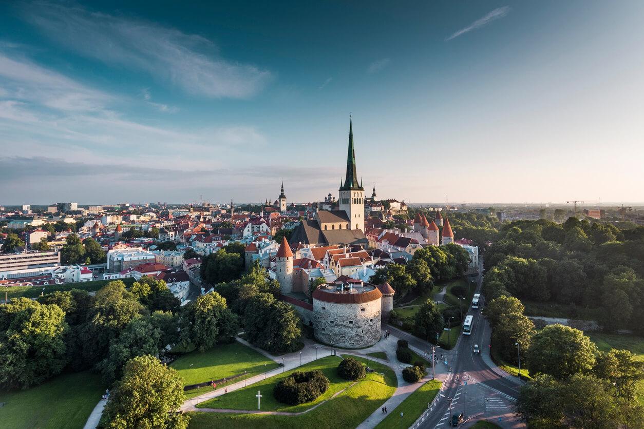 Destinos europeos baratos Tallin