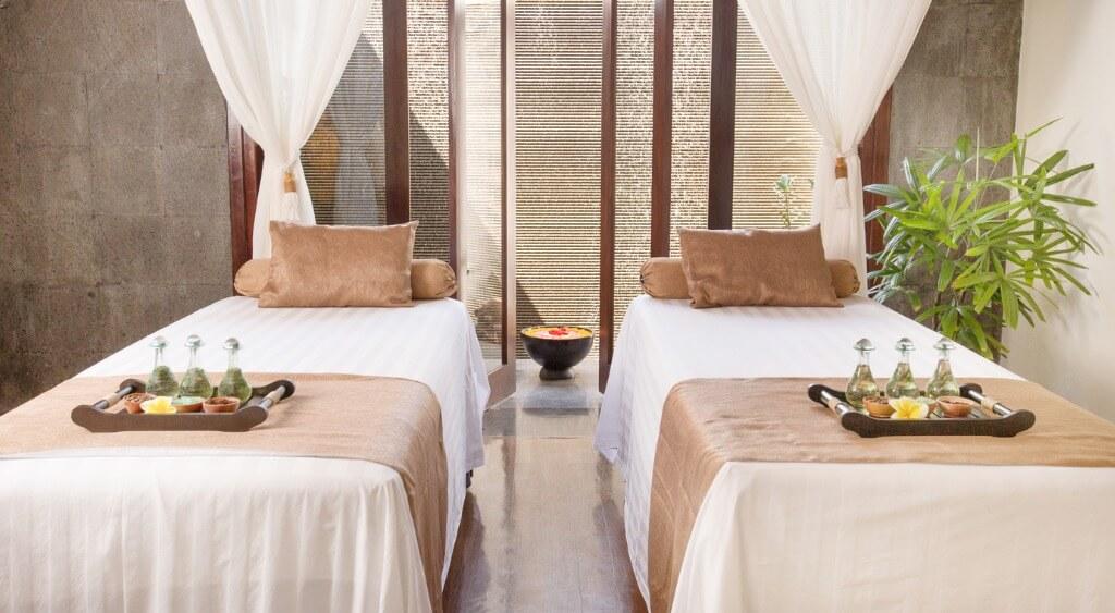 Dormitorio hotel lujo