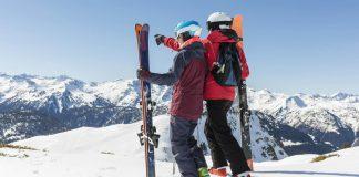 Escapadas por España, Esquiadores en la nieve