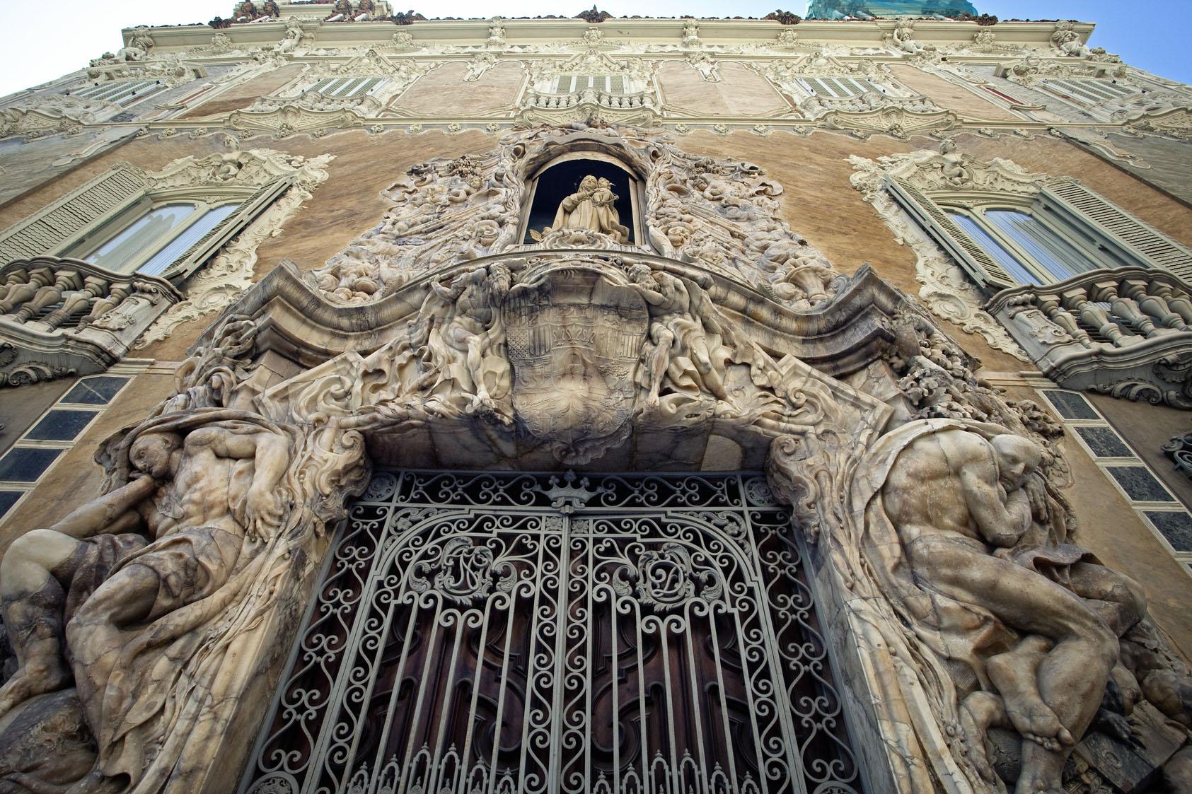Palacio Marques de dos aguas-valencia