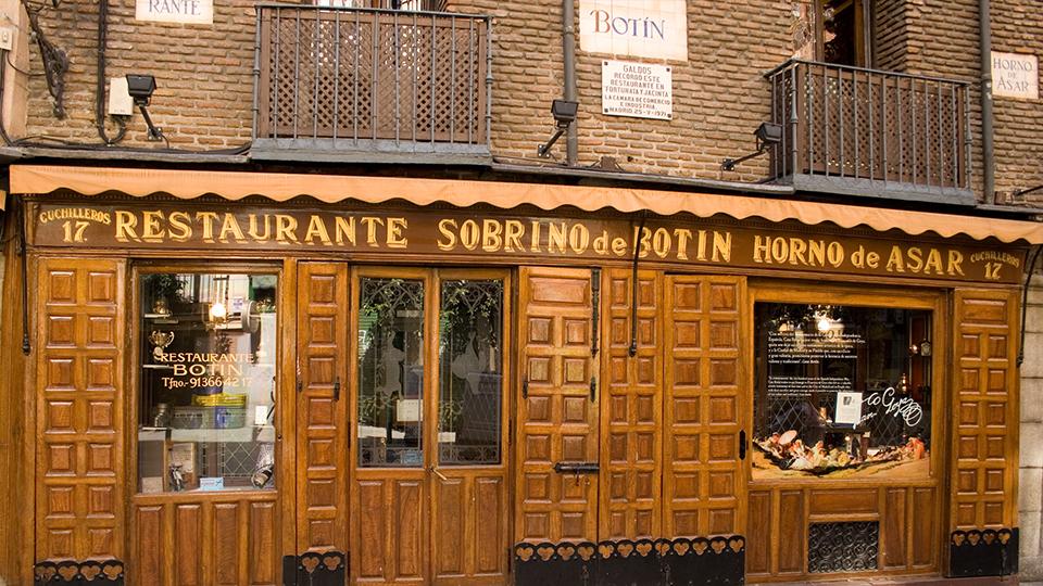 Restaurante Botin Madrid (img. botin.es)