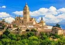 segovia, Alcázar de Segovia