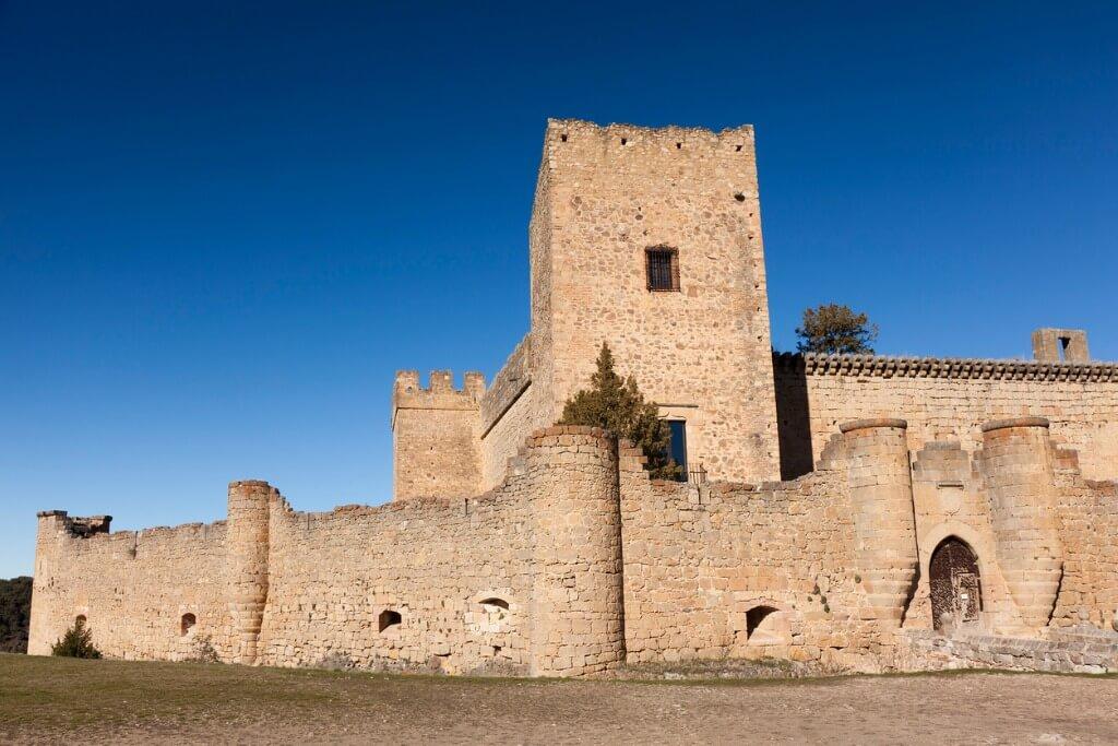 segovia, Castillo de Pedraza